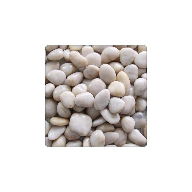 Cheap river rock pebbles natural river stone for sale