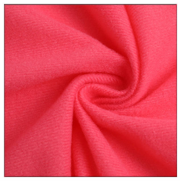 100% Polyester Brushed Tricot Knitted Velvet Loop Pile Fabric For Lining