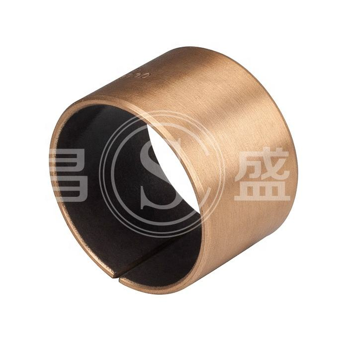 DUB Bronze Base PTFE Composite Bearing Bushing