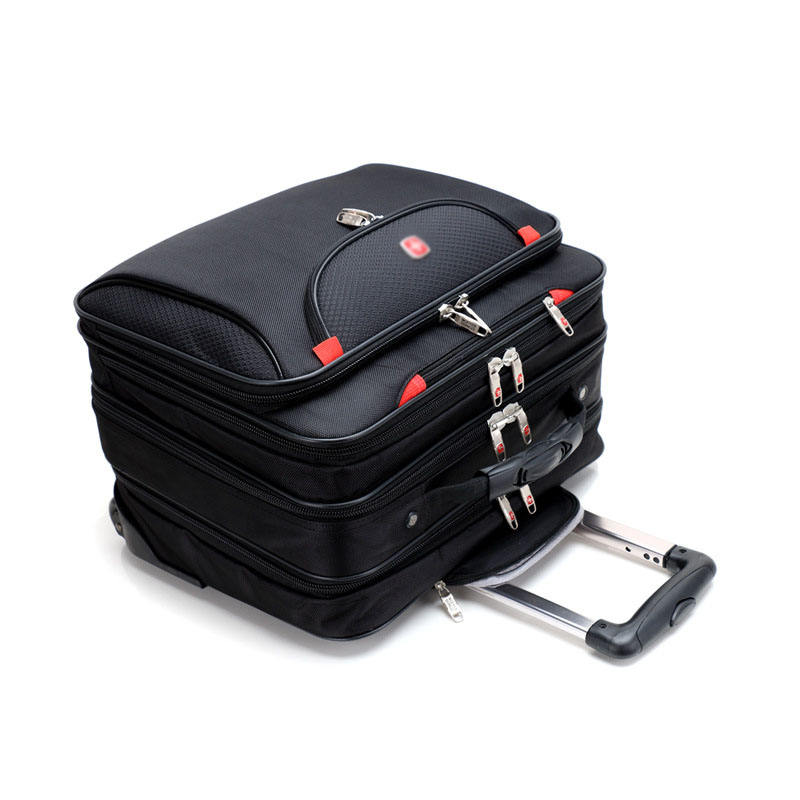 Great quality trolley luggage business luggage bag big capacity carry-on suitcase factory wholesale