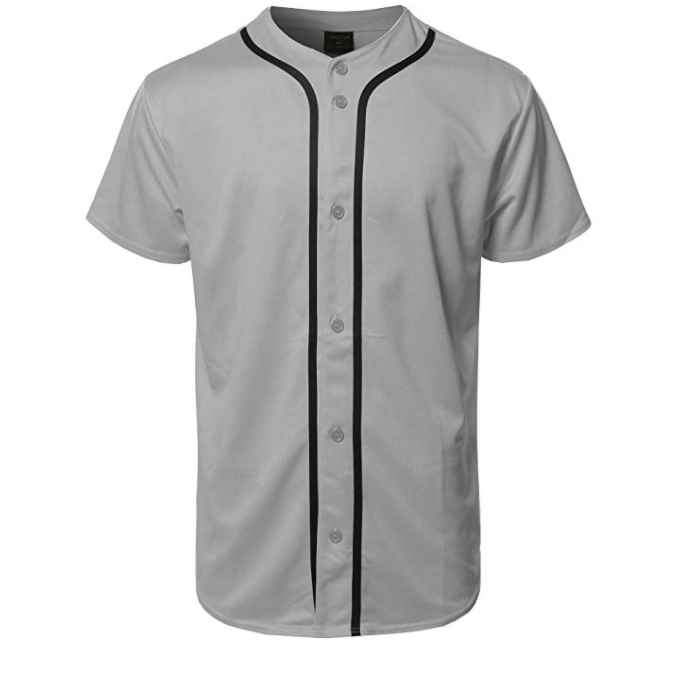 Hot Sale Custom Made Baseball Uniform / Baseball Jersey
