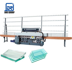 JZM9325A Glass straight line polishing edging machine