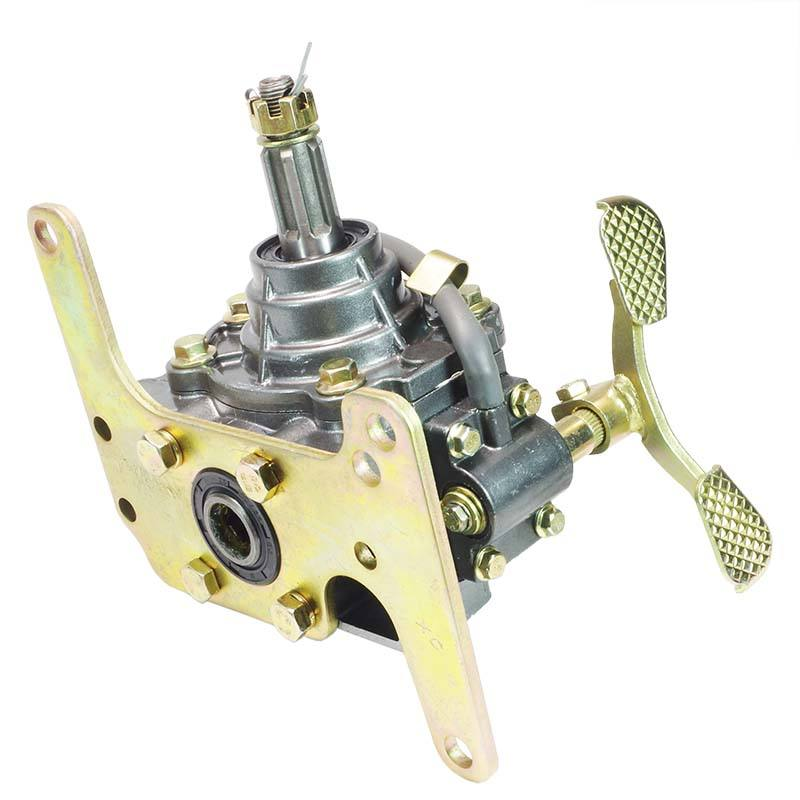 [ Motorcycle Gear ] Motor Tricycle Reverse Gearbox 125cc 150cc 175cc 200cc 250cc 300cc Motorcycle Reverse Gear Drive By Shaft Fits For 125 Flat Engi
