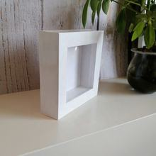 Wholesale white 3D shadow box frames