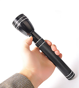 Middle East Strong Light Waterproof Worker Geepas Flashlight Self-defense Geepas Torch Rechargeable