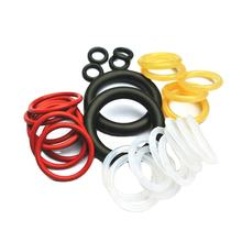 18*26*4mm Transparent rubber silicone o-ring colorful oring silicone o ring