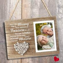 Remembrance  Bereavement Present Sympathy Gifts Memorial Picture Frame