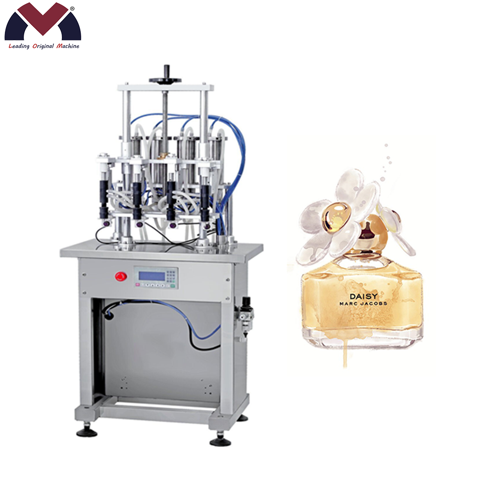 2019 New Best Quality Automatic Aerosol Can Filling Machine