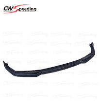 MP STYLE CARBON FIBER FRONT BUMPER LIP FRONT LIP SPOILER FOR 3 SERIES BMW G20 BODY KIT