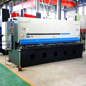 CNC Guillotine Steel Sheet Hydraulic Plate Shear Machine Price