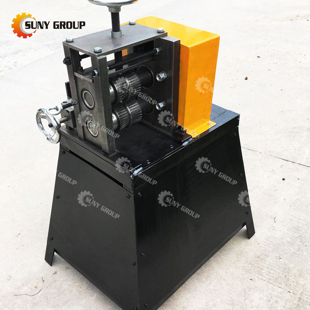 Small Customized Movable Scrap Cable Peeler Automatic Wire Stripper Machine