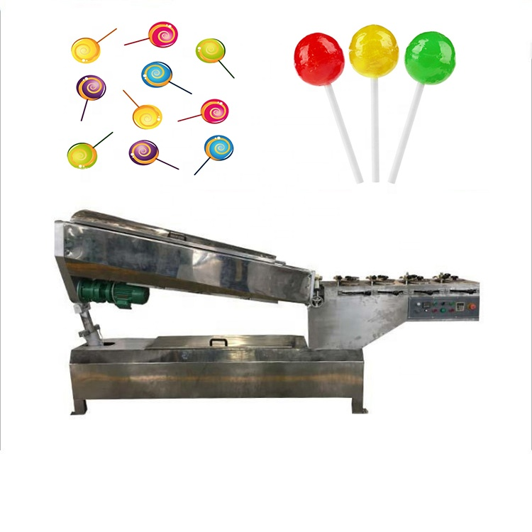 Candy Casting Machine/Automatische Candy Machine/Druk Snoep Machine
