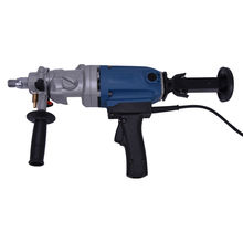 190mm Diamond Drill With Water Source(hand-held) 1800w Concrete Drill Hole Machine 3 Speed Electric Drill