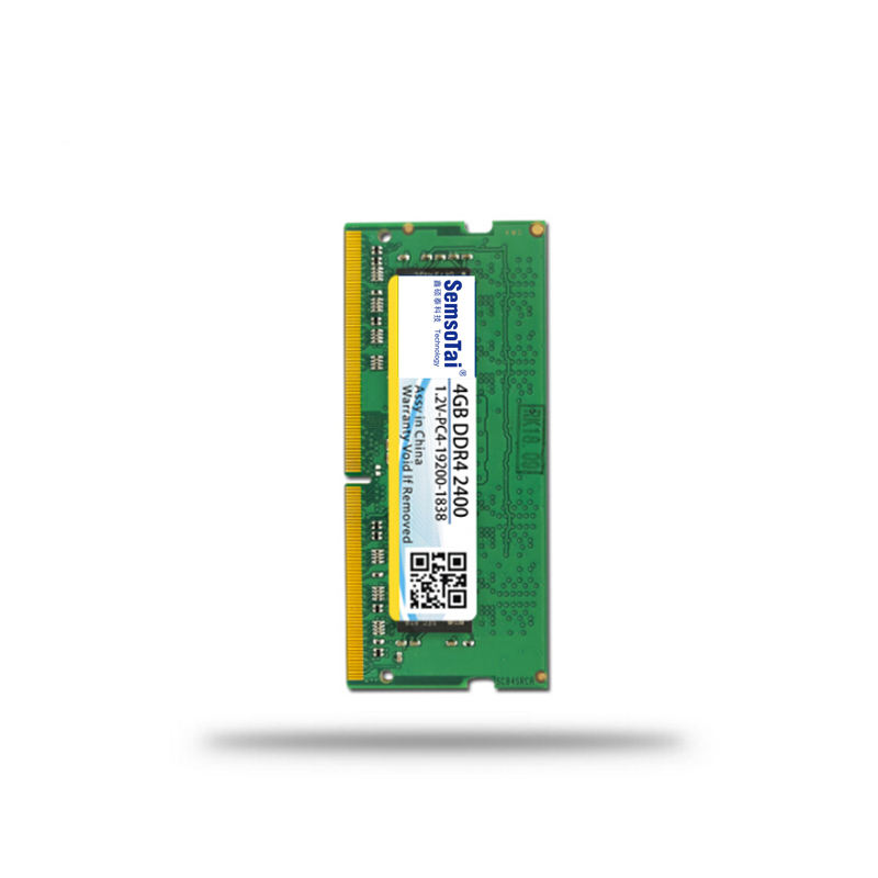 Notebook compatible module DDR4 4G 2133MHz /2400MHz RAM memory for Notebook