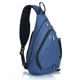 Water Resistance Men Chest bag one strap bagpack for boys
