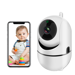 2 .0 pixel 1080p Mini Wifi spy Camera in ycc365 app baby monitor with two-way audio body tracking
