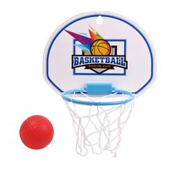 Plastic mini basketball hoop for kids sport toys basketball board