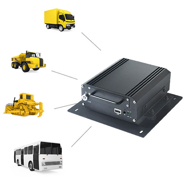 8CH Ahd Hdd Mobiele <span class=keywords><strong>Dvr</strong></span> 1080N Auto <span class=keywords><strong>Dvr</strong></span> Recorder Voor Truck Bus Veiligheid Mdvr//