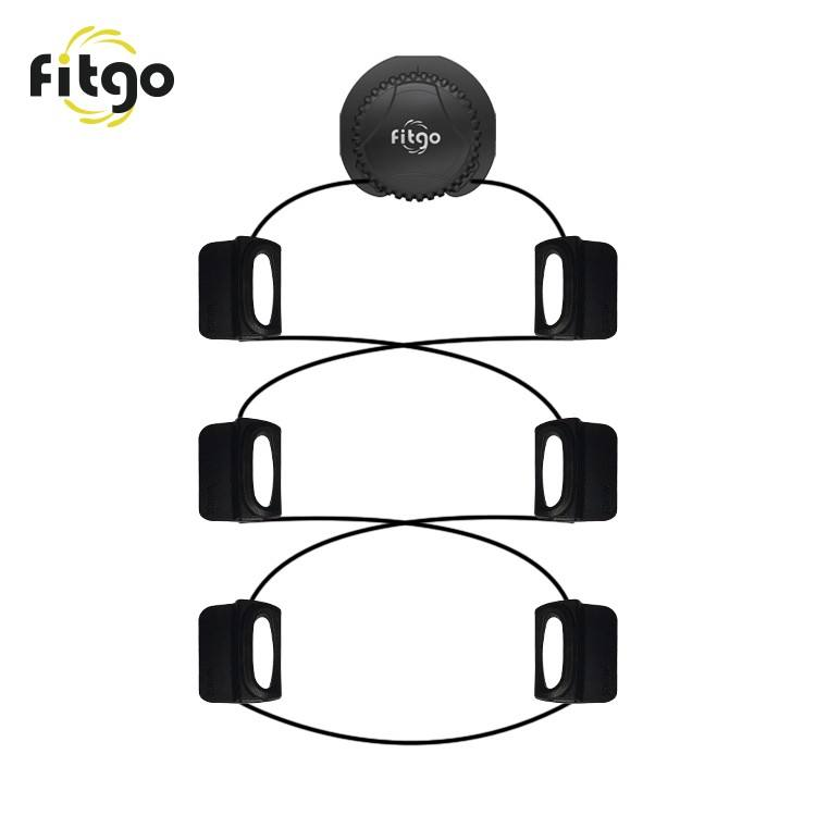 Fitgo one hand operation shoelace fastener no tie shoe lace lacing system