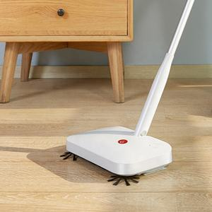 Household cleaning machine cordless floor rechargeable carpet sweeper