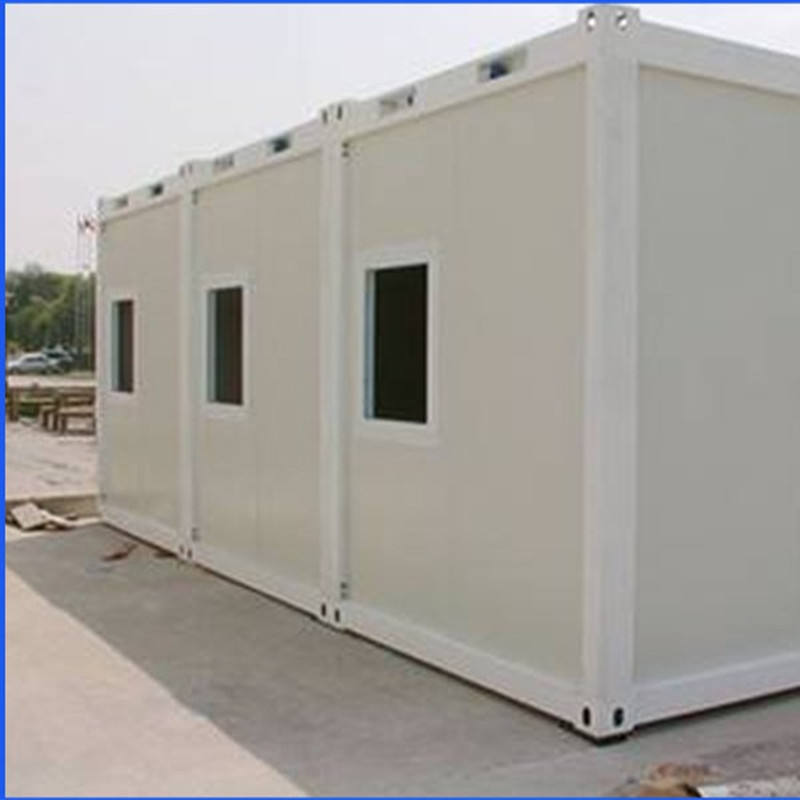 Four bedroom cheap low cost easy assemble prefab house