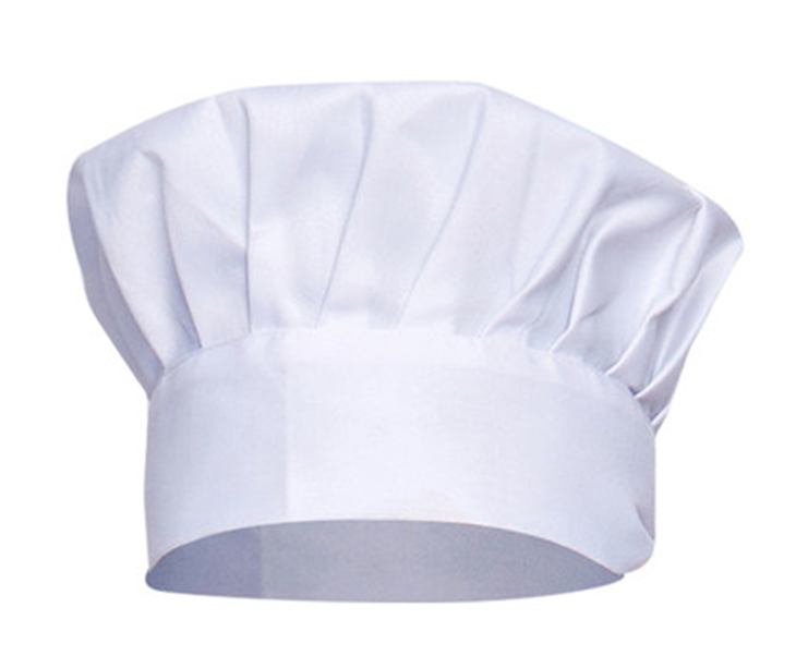 Good quality Wholesale Price Customized Plain Printed Chef Hat
