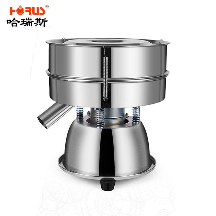 China Manufacturer Factory Price Household Powder Flour Sieve Mesh Size Electric Vibrator Sieve