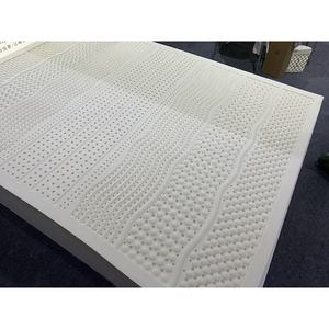 Single bed portable latex folding mattress