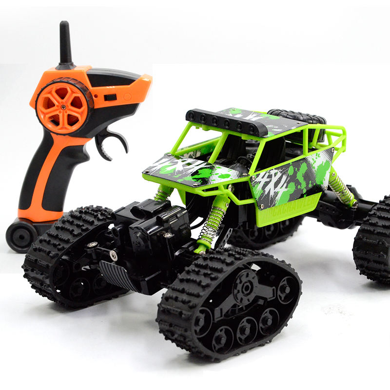 1:18 4WD off road climbing car model rc snow climbing car 2.4G remote control toy