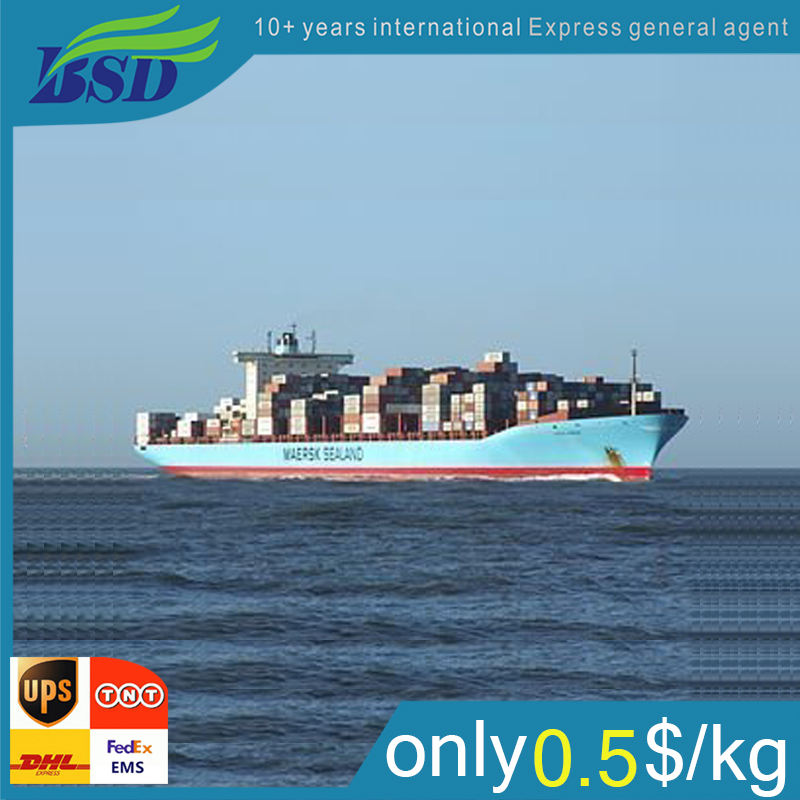Tuowei-BSD China agent dropshipping freight forwarder free delivery custom clearance service to Bu