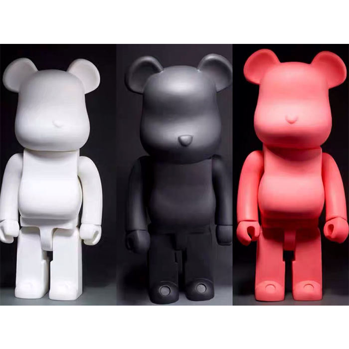 Custom Giocattolo Bearbrick Toys100 % 400% 700% 1000% Bearbrick Action Figure
