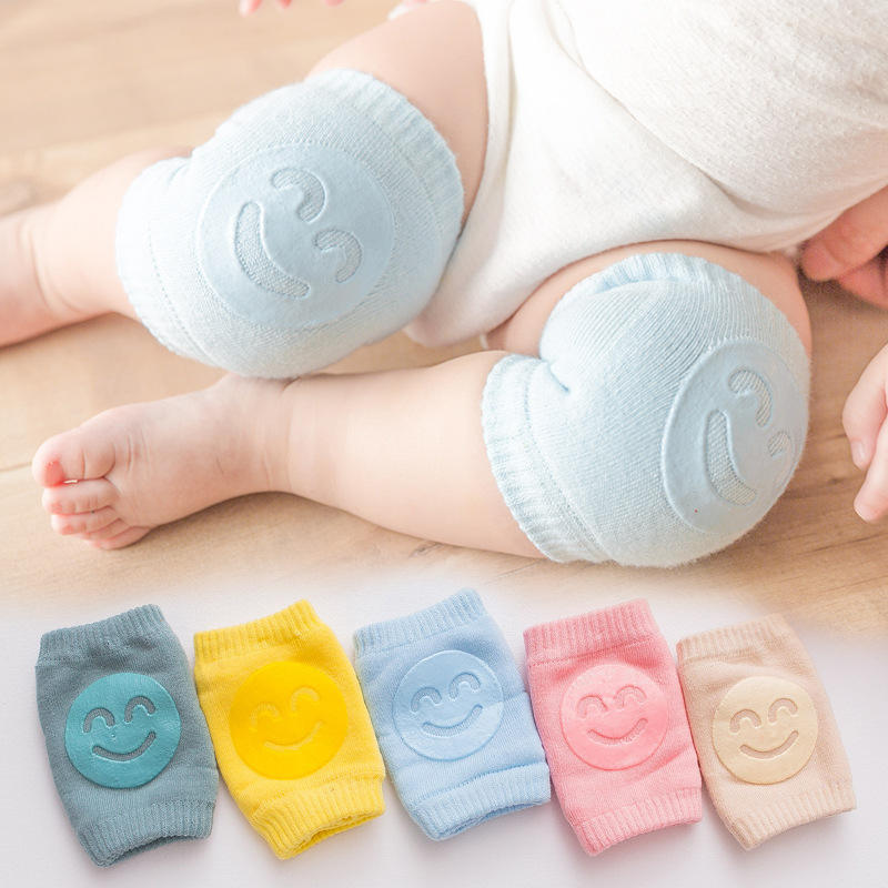 2020 Summer baby socks elbow pads toddler crawling knee pads baby knee protect