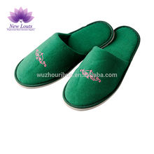 Perfect quality women hotel disposable bathroom slippers with long life