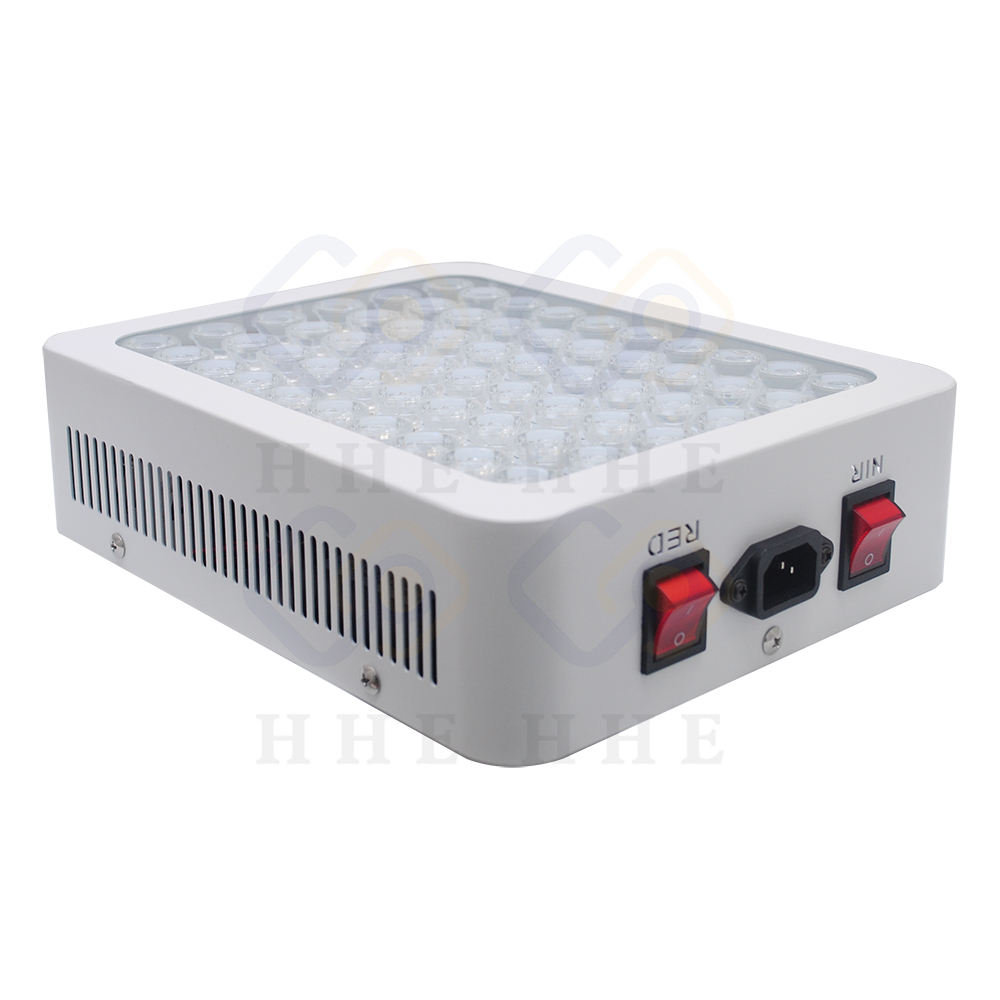 Rood licht therapie lamp acne litteken 300W 660nm 850nm therapie led lamp voor acne behandeling