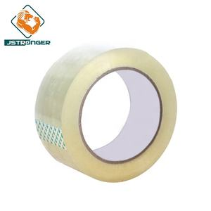 Good supplier waterproof Bopp clear box packing Packaging adhesive tape