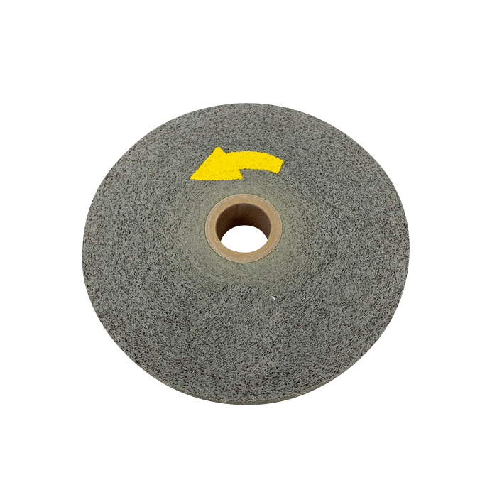 nylon fiber grinding wheel non woven abrasive disc for bench grinder polishing