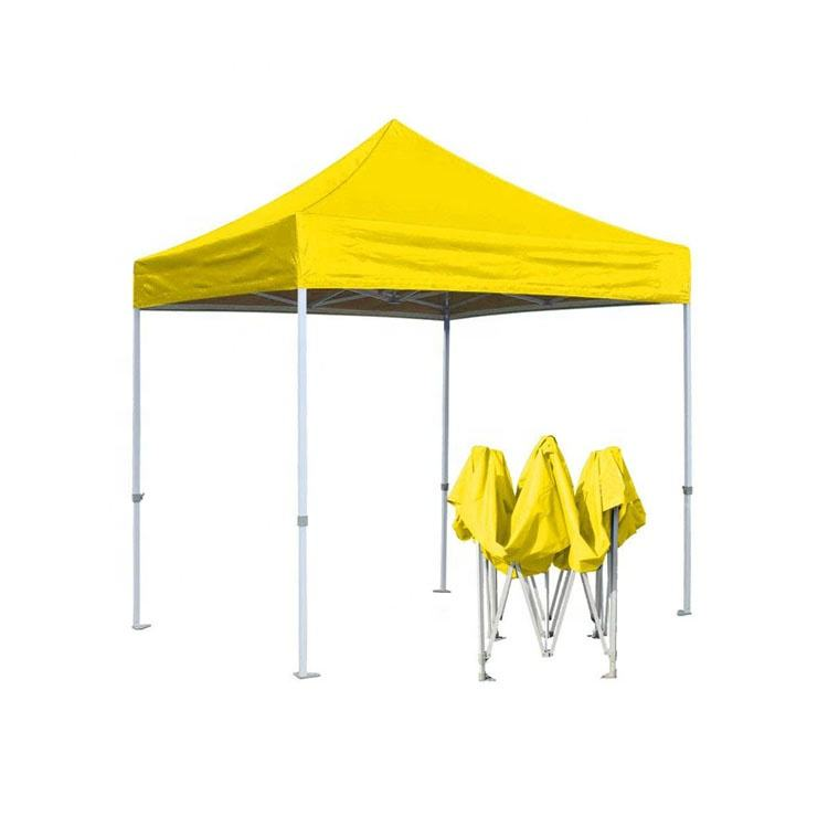Customized 10x10ft 30mm Steel Frame Canopy Events Advertising custom Folding trade show Tents
