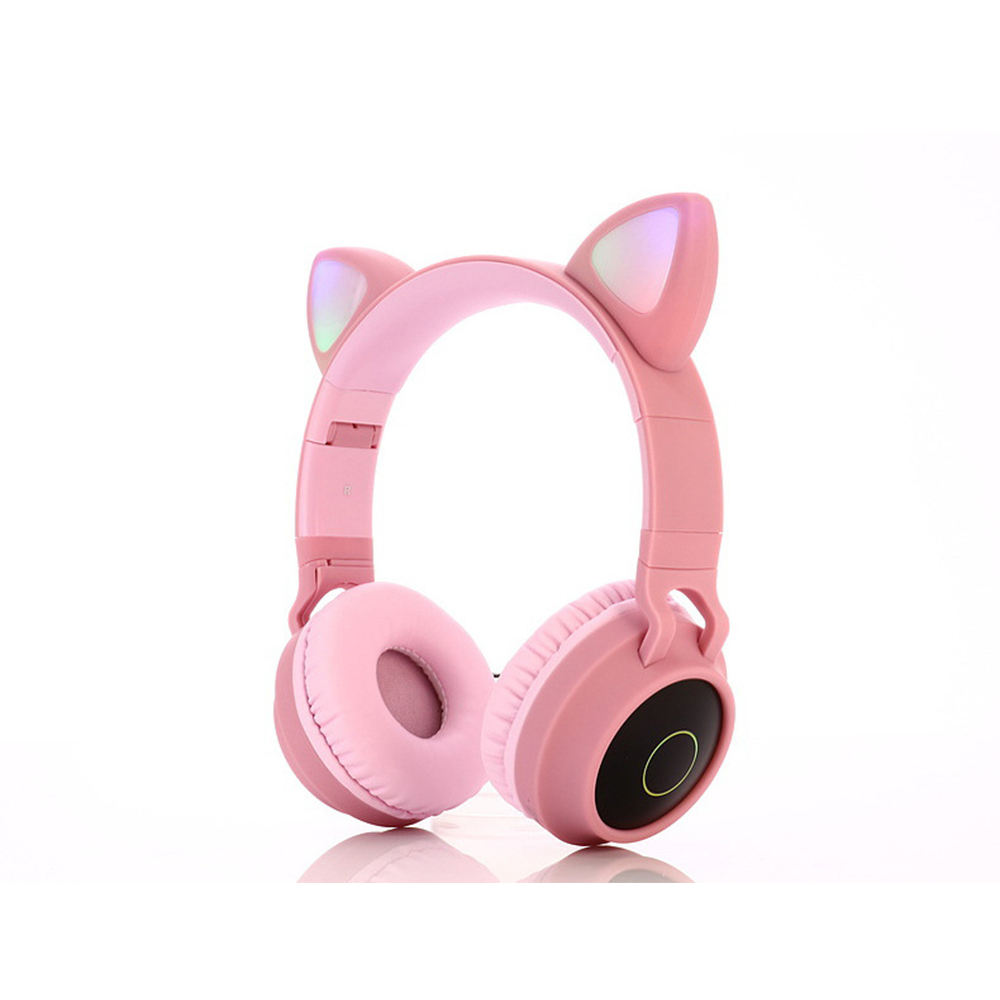 2020 Fashion Bluetooth Wireless BTO28C New Fashion Style Foldable Headphone Lovely For Christmas