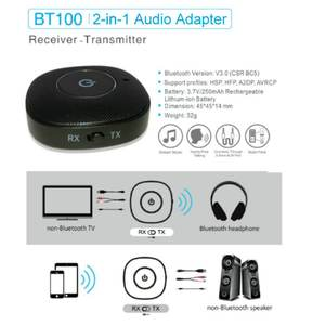 Bluetooth Receiver 2020 Hot Products Bluetooth Wireless Adapter BT Bluetooth Audio Transmitter And Receiver For Car