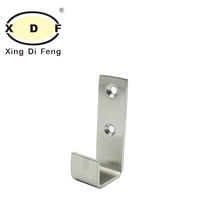 Highly cost effective toilet cubicle partition accessories stainless steel hardware accessories