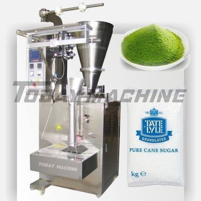 500G-1KG Automatic Vertical Sachet Filling Yeast/Flour/Milk Powder Packaging Machine