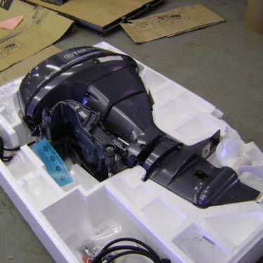 NEW Price for Authentic Brand New/Used Yamahas 115HP 4 stroke outboard motor / boat