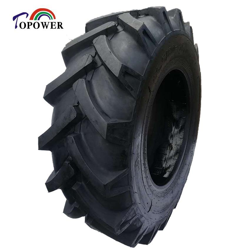 Agriculture tractor tires 15.5/80-24 tubeless R1 pattern