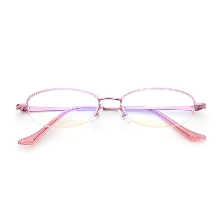 Fashion Elegant Reading Glasses For Women Pink Frames Eyewear Anti Blue Light filter Reading Eye Glasses Eyeglasses