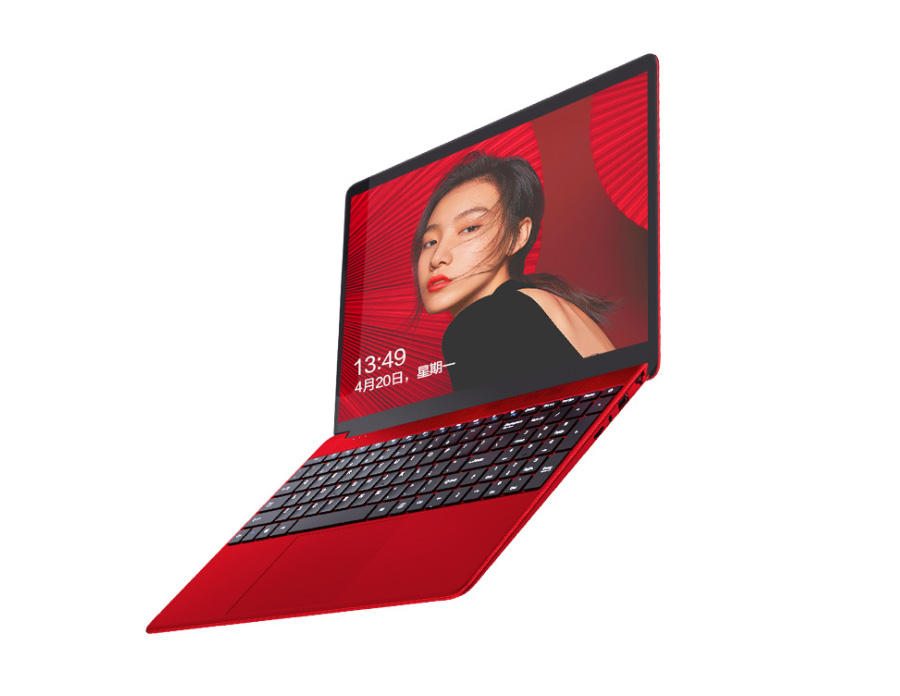 GreatAsia Factory Brand New 15.6 inch red laptops Windows 10 pro core i7 4510U 8GB+1TB for education learning and office