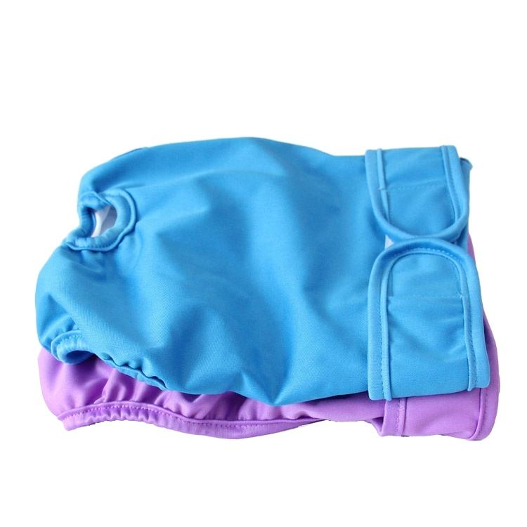 High Quality Reusable Washable Female Dog Pet Diaper