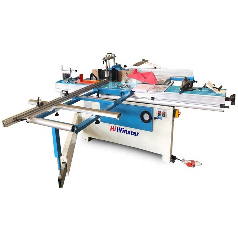 ML410 universal multipurpose 5 functions woodworking combination machine