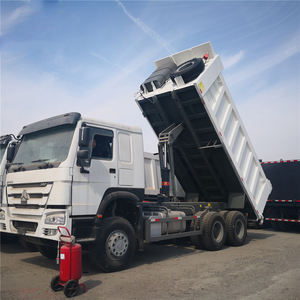 Second Hand Dump Truck Sino Sinotruk Howo 371 6x4 A7 8x4 Tipper Used Dump Trucks For Sale Price