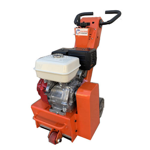 walk behind concrete scarifier machine