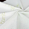 Comfortable & Antimicrobial Bamboo Fiber Jacquard Knitted Mattress Fabric
